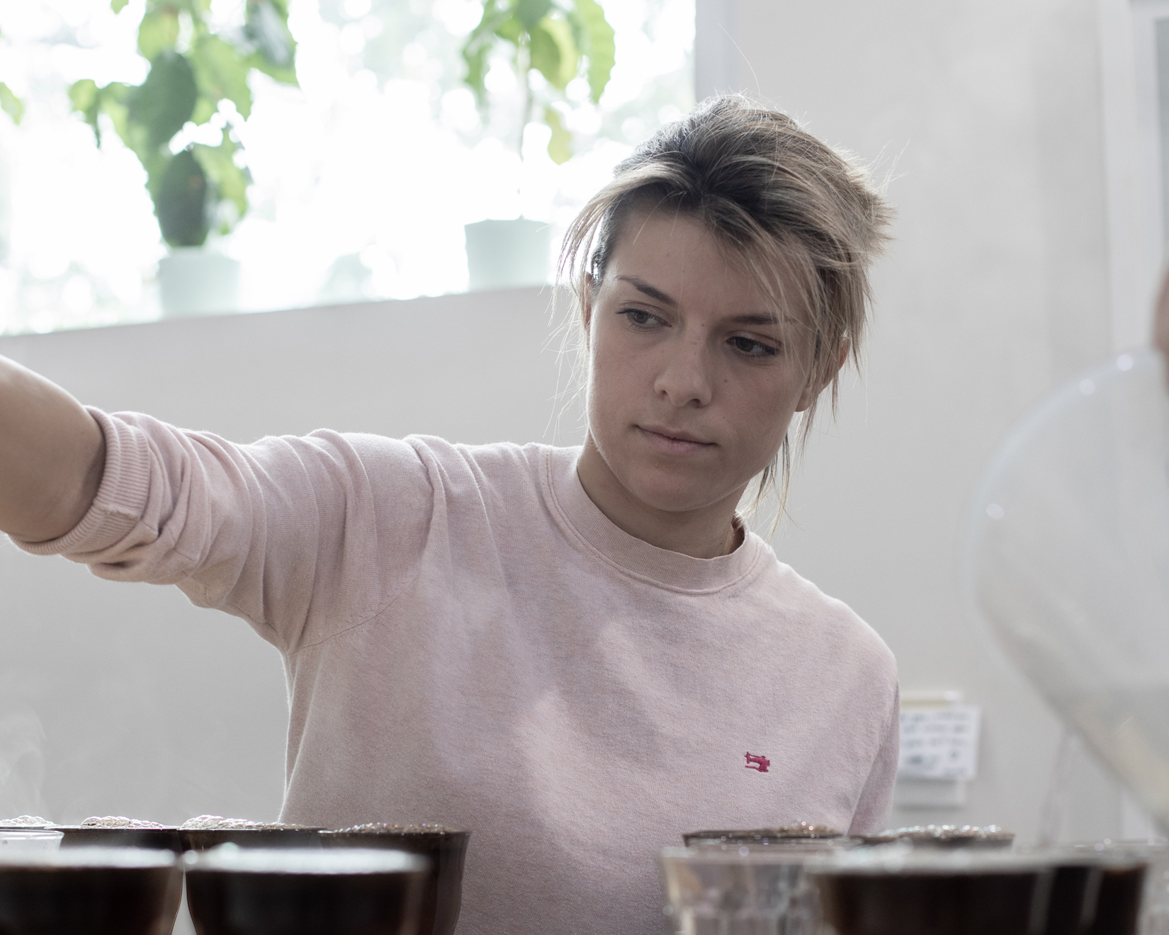Read more about the article CHARLOTTE MALAVAL TAKES US THROUGH HER EXPERIENCE IN THE LEAD UP TO THE AUSTRALIAN BREWERS CUP
