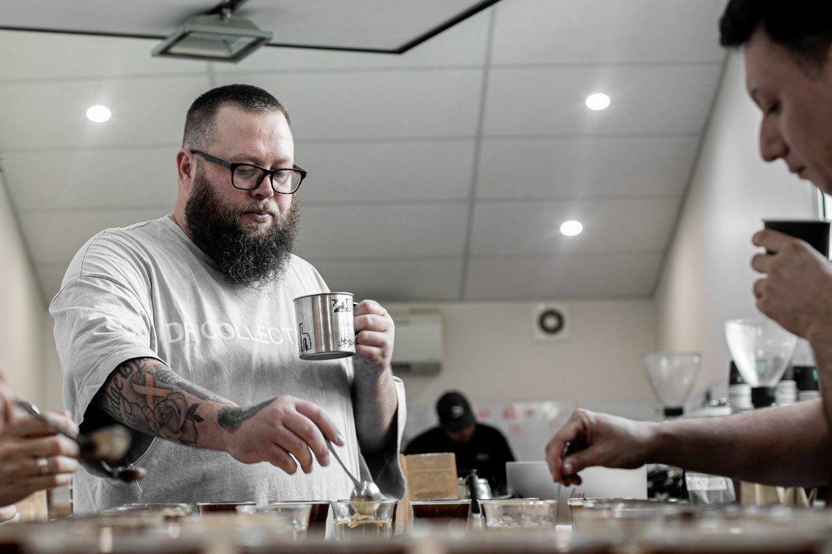 Read more about the article NICH RAE ON ROASTING THE WINNING COFFEE FOR THE AUSTRALIAN BREWERS CUP!