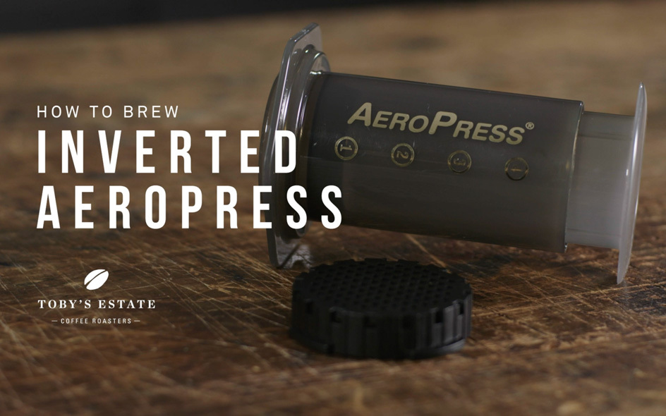 Read more about the article BREW GUIDE: AEROPRESS