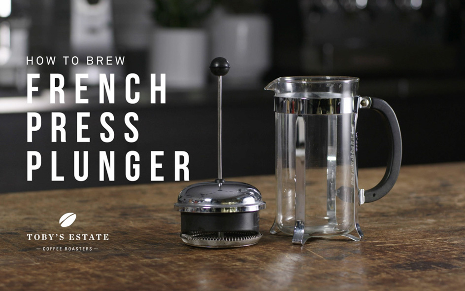 Read more about the article BREW GUIDE: FRENCH PRESS